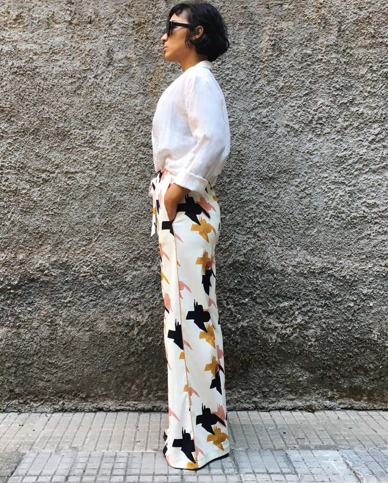 pantaloni-pied de poule3Low